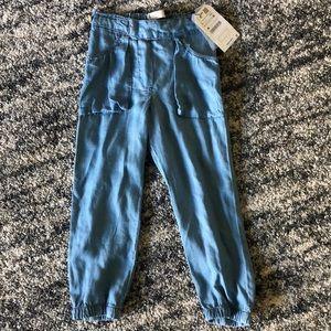 Brand New Zara Girls Pants Size 6